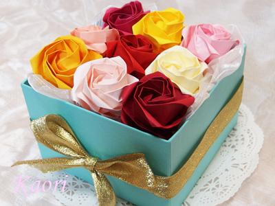 折り紙の 折り紙の花束 作り方 : matome.naver.jp