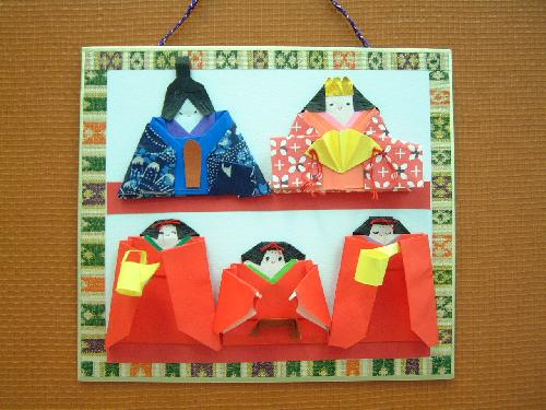 バラ 折り紙 3月 折り紙 : cafe.crafttown.jp